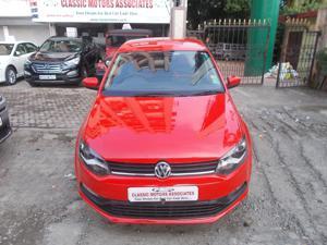 Volkswagen Polo Comfortline 1.2L (P) (2014) in Mumbai