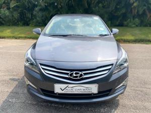 Hyundai Verna 1.6 CRDI SX (2016) in Hyderabad