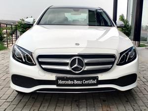 Mercedes Benz E Class E 220d Exclusive (2020) in Lucknow