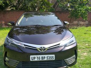 Toyota Corolla Altis 1.8V L (2017) in Faridabad