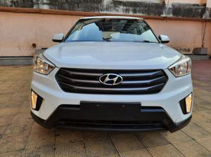Hyundai Creta 1.6 SX Plus Petrol (2015) in Mumbai