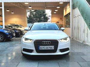 Audi A6 3.0 TDI quattro Premium+ (2015) in New Delhi
