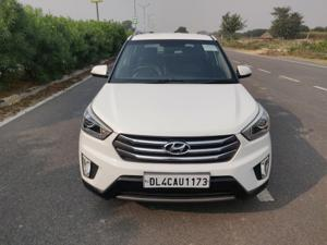 Hyundai Creta SX+ 1.6 U2 VGT CRDI AT (2015) in New Delhi