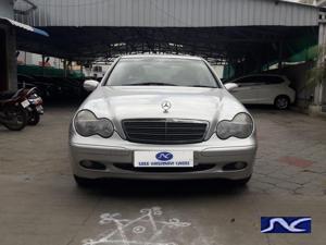Mercedes Benz C Class 200 CDI Classic (2003)
