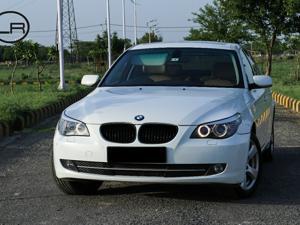 BMW 5 Series 520d Sedan Modern Line (2009)