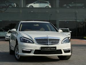 Mercedes Benz S Class 320 CDI (2007) in Chandigarh