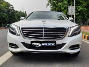 Mercedes Benz S Class S 350 CDI (2016) in Chandigarh
