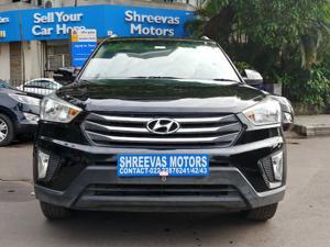 Hyundai Creta E+ 1.6 Petrol (2017) in Mumbai