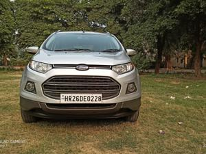 Ford EcoSport 1.5 Ti-VCT Titanium (AT) Petrol (2017) in Faridabad