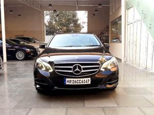 Mercedes Benz E Class E250 CDI Avantgarde (2013)