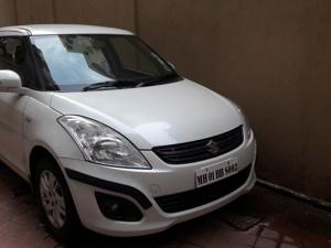 Maruti Suzuki New Swift DZire ZXI (2012) in Ratnagiri
