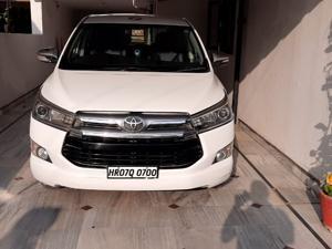 Toyota Innova Crysta 2.4 ZX 7 STR (2017) in Kurukshetra