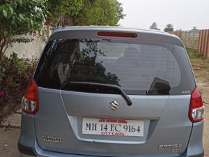 Maruti Suzuki Ertiga ZDI BS IV(WITHOUT ALLOY) (2014) in Bhandara