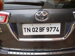 Toyota Innova Crysta 2.4 GX 7 Str (2016) in Chennai