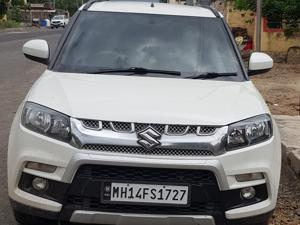 Maruti Suzuki Vitara Brezza VDI (O) (2016) in Ahmednagar