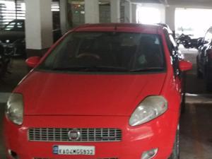 Fiat Grande Punto Emotion 1.3 (2009) in Bangalore