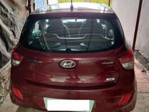 Hyundai Grand i10 Magna 1.2 VTVT Kappa Petrol (2014) in Thrissur