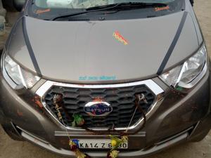 Datsun Redi-GO A (2018) in Hassan