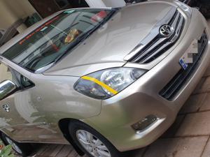 Toyota Innova 2.5 VX 8 STR BS IV (2010) in Hubli