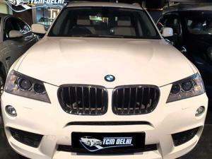 BMW X3 2011 xDrive20d (2013)