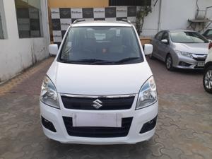 Maruti Suzuki Wagon R 1.0 Vxi AMT (2018)