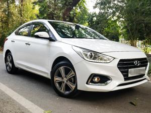 Hyundai Verna Fluidic 1.6 VTVT SX Opt (2020)