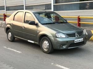Mahindra Renault Logan GLE 1.4 (2009) in Mumbai