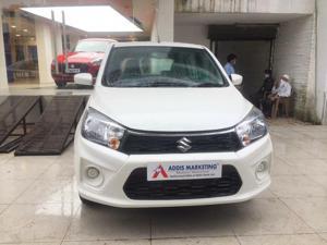 Maruti Suzuki Celerio VXI CNG (2020)