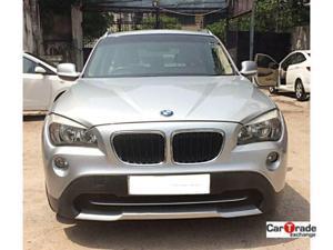 BMW X1 sDrive20d (2013)
