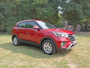 Hyundai Creta 1.6 SX Plus Petrol (2019)