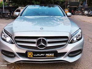 Mercedes Benz C Class 220 CDI Avantgarde (2015) in Hyderabad