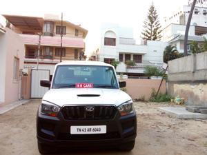 Mahindra Scorpio S4 4WD (2014) in Coimbatore