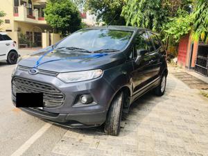 Ford EcoSport 1.5 TDCi Ambiente (MT) Diesel