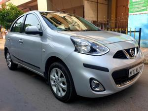 Nissan Micra XV CVT Petrol (2016)