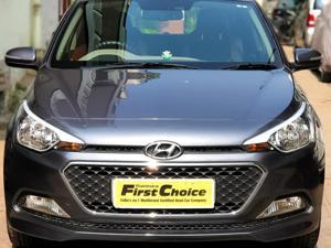 Hyundai Elite i20 1.2 Kappa VTVT Sportz Petrol (2017)