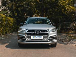 Audi Q5 2.0 TFSI quattro Technology Pack (2017)