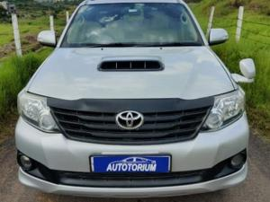 Toyota Fortuner 4x2 AT TRD Sportivo (2012) in Pune