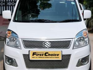 Maruti Suzuki Wagon R 1.0 VXi (2017) in Alwar