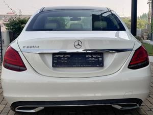 Mercedes Benz C Class C 220d Progressive (2020)