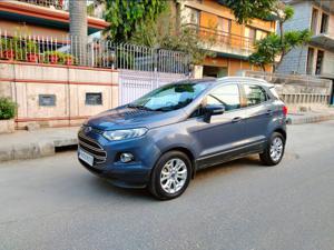 Ford EcoSport 1.5 Ti-VCT Titanium (AT) Petrol (2015)