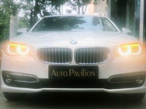 BMW 5 Series 520d Luxury Line (2016)