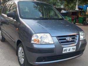 Hyundai Santro Xing GLS LPG (2010)