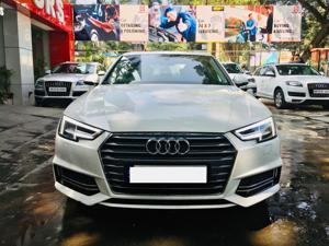Audi A4 35 TDI Technology Pack (2018)