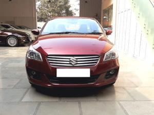 Maruti Suzuki Ciaz AT ZXi+(AUTOMATIC) (2017)