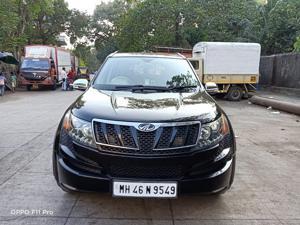 Mahindra XUV500 W6 (2011)
