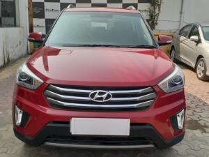 Hyundai Creta 1.6 SX Plus AT Petrol (2016)