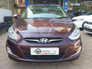 Hyundai Verna 1.6 VTVT EX (2013) in Kolkata