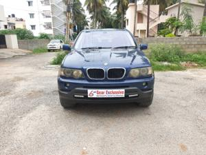 BMW X5 SAV 4.4i (2003) in Bangalore