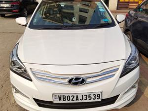 Hyundai Verna Fluidic 1.6 VTVT SX (2016)