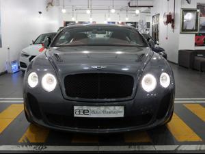 Bentley Continental GT Speed (2010)